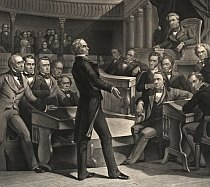 Painting: Henry Clay Senate