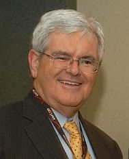 Newt Gingrich - Former Spearer of the House
